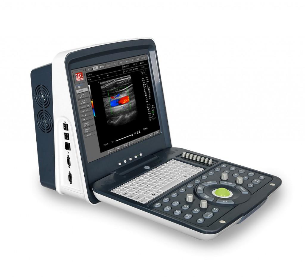 Портативный медицинский УЗИ сканер AcuVista RS880D с цветным допплером